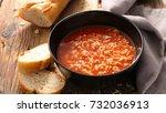 alphabet soup   Shutterstock . vector #732036913