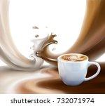 Liquid Chocolate  Caramel Or...