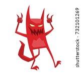 Vector Cartoon Image Of A Funn...