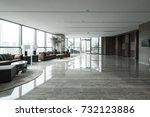 Stock photo luxury lobby interior 732123886