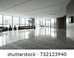 luxury lobby interior. | Shutterstock . vector #732123940