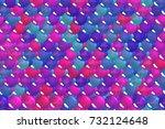 seamless festival amaranthine... | Shutterstock . vector #732124648
