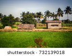 Indian Agricultural Areas With...