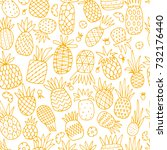 Pineapple Set  Sketch For Your...
