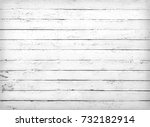 black and white texture of... | Shutterstock . vector #732182914