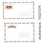 envelopes | Shutterstock . vector #73227274