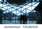 blurred picture with people... | Shutterstock . vector #732282310
