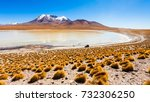 Laguna Canapa Is A Salt Lake I...