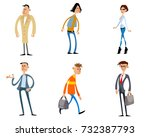 vector illustration of a... | Shutterstock .eps vector #732387793