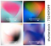 abstract creative concept...   Shutterstock .eps vector #732409399