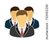 group icon   Shutterstock .eps vector #732452230