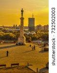 serbia  belgrade   september 13 ... | Shutterstock . vector #732502003