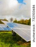 Arrangement Of Solar Energy...