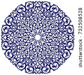 Round Ornament. Created From...
