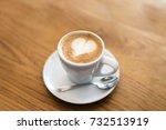 espresso coffee | Shutterstock . vector #732513919