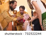 Orthodox Euharist Ceremony....