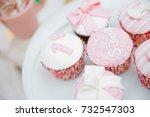 cake of candy bar   Shutterstock . vector #732547303