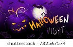 vector illustration with ... | Shutterstock .eps vector #732567574