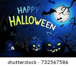 vector illustration with... | Shutterstock .eps vector #732567586