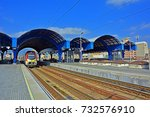 skopje  macedonia  fyrom   ... | Shutterstock . vector #732576910