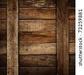 Grunge Wood Plank
