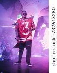 odessa  ukraine july 26  2015 ...   Shutterstock . vector #732618280
