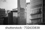 commercial building in hong... | Shutterstock . vector #732633838