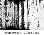 grunge overlay texture.distress ... | Shutterstock .eps vector #732656158