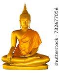 Golden Buddha Statue...
