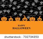 vector illustrations of... | Shutterstock .eps vector #732734353