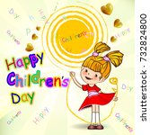 happy children's day. happy...