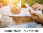 business concept | Shutterstock . vector #732946708