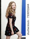 venice  italy   august   amanda ... | Shutterstock . vector #733052644