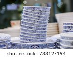 Sale Of Plates And Dishes In...
