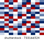 seamless repeating colorful... | Shutterstock .eps vector #733166524