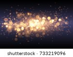 light gold background | Shutterstock .eps vector #733219096