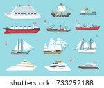 Ships At Sea  Shipping Boats ...