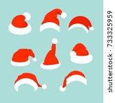vector illustration of set of...   Shutterstock .eps vector #733325959