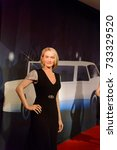 Small photo of VIENNA, AUSTRIA - OCT 4, 2017: Kate Winslet, an English actress, Madame Tussauds wax museum in Vienna.
