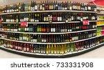 san leandro  ca   october 12 ... | Shutterstock . vector #733331908