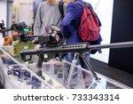 kiev  ukraine   october 12 ... | Shutterstock . vector #733343314