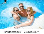 odessa  ukraine august 29  2015 ... | Shutterstock . vector #733368874