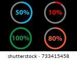 load vector | Shutterstock .eps vector #733415458