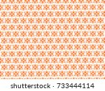 abstract background. thai... | Shutterstock . vector #733444114