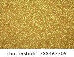 abstract glitter  lights... | Shutterstock . vector #733467709