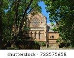 All Saints' Anglican Church...
