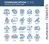 communication. social media....