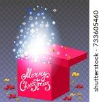 Red Box Christmas Gift ...