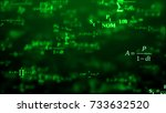 abstract background. the camera ... | Shutterstock . vector #733632520