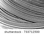 grunge soap texture black and... | Shutterstock .eps vector #733712500